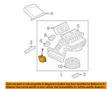 MITSUBISHI OEM 04-12 Galant Blower Motor Fan-Actuator 7801A310
