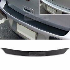 Rear Bumper Protector Decal Sticker Black for Volkswagen 1999 - 2005 Golf (4th)