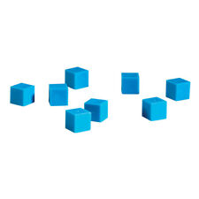 Blue Plastic Base Ten Unit Set, 100/pkg