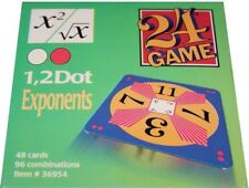 24 Game Exponents