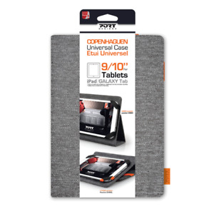 "Port Designs - Universal 9-10"" Tablet/ipad Case"