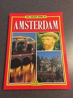 Amsterdam The Golden Book Series Color Paperback 2000 Bonechi Publishers
