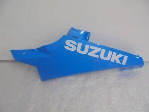 Suzuki GSX-R1000 K7-K8 07-08 Right Front Lower Cowl Fairing Black 9447021H00YRC