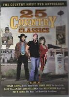 25 COUNTRY CLASSICS - DVD