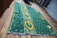 Green Bay Packers HUGE Throw blanket
