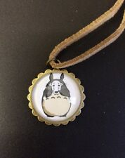 My neighbour Totoro Spirited Away Mask Japan Studio Ghibli Cosplay  Necklace