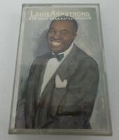 Louis Armstrong 16 Most Requested Songs Album on Cassette Tape 476718 4