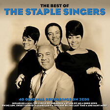 The Staple Singers - The Best Of [Greatest Hits] 2CD NEW/SEALED