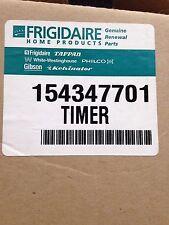 NEW FRIGIDAIRE ELECTROLUX DISHWASHER TIMER 154347701 154393901