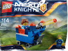 Lego De Robin Mini Fortrex 30372 Sac en plastique tout neuf emballé