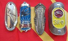 Collection of Bicycle emblems of the USSR