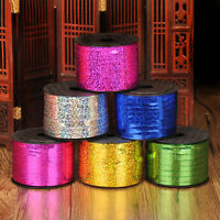 AU_ 100 Yards Lasers Balloon Curling Ribbon Decor Wedding Party DIY Gift Packing
