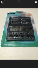 CASIO SF-3305ABU-S DIGITAL DIARY 32KB MEMORY - NEW FACTORY SEALED Some Wear