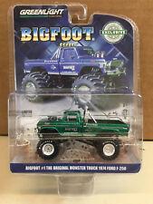 Greenlight 1/64 GREEN MACHINE BIGFOOT #1 Monster Truck 1974 Ford F-250 29934