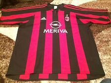 Adidas AC Milano 9 Maldini JACKE SHIRT TRIKOT JERSY CAMISETA MAGLIA size XL