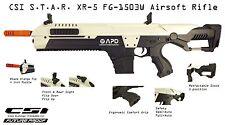 CSI Airsoft S.T.A.R. XR-5 FG-1503W White Advanced Battle Rifle AEG Space M4 STAR