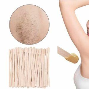 bar Face & Eyebrows Wiping wax tool Wax Spatulas Waxing Stick Waxing Applicator