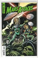 Mars Attack Issue #1 Dynamite Comics Cover A (1st Print 2018)