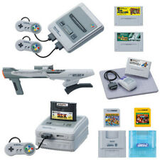 Super Famicom Nintendo History Collection Takara Miniatures Version set of 5