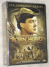 Adventures Of Robin Hood: La Serie Completa (Richard Greene) - DVD Cofanetto