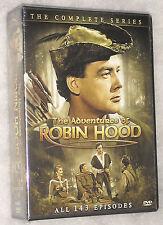 Adventures Of Robin Hood: La Serie Completa (Richard Greene) - DVD Cofanetto