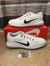 $175 Nike Lunar Control Vapor 2 Spikeless Golf Shoes 899633-100 Rory Mens Size 9