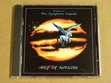 CD / ULI JON ROTH‎– PROLOGUE TO THE SYMPHONIC LEGENDS - SKY OF AVALON