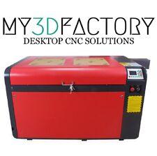 Macchina laser Co2 1000x600mm Reci 130W CNC + Auto Focus + Chiller + DSP ITA
