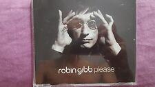 ROBIN GIBB - PLEASE. CD SINGLE 3 TRACKS