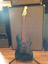 Fender Bullet Stratocaster HT HSS Electric Guitar - Jade green