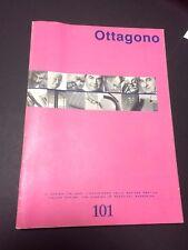 OTTAGONO 101 DESIGN ITALIANO COLONETTI MUNARI PONTI SOTTSASS CASTIGLIONI ..