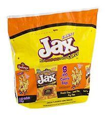 Jax Cheddar Cheese Puffed Curls 100 Calorie Bags - 8 PK