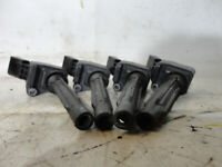 VW SCIROCCO 2017 2.0 TSI IGNITION COIL PACK 4PCS 06J905110K  / CUL