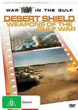 WAR IN THE GULF - DESERT SHIELD - WEAPONS OF THE GULF DVD