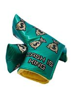 "Limited Edition - ""Cash is King"" Blade Putter Cover"