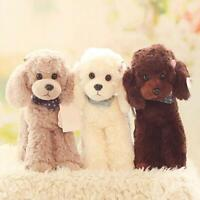 Simulation Dog Plush Toy Teddy Dog Doll Puppy Pillow Gift Cloth Doll Poodle UK