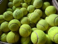 30 gebrauchte Tennisbälle, verschiedene Marken