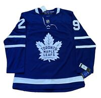 William Nylander Toronto Maple Leafs Adidas Authentic Home NHL Hockey Jersey