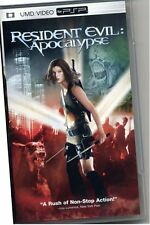 Resident Evil: Apocalypse (UMD Video, 2005) for Sony PSP -Brand New Sealed (A23)