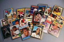 G'r'nt'd 1950's&60's cards! 1953-00's 25ct star lot-Name $$ values- Please Read!