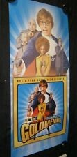 "AUSTIN POWERS GOLDMEMBER Advance Banner 28"" X 58"" BEYONCE Rare Soundtrack Poster"