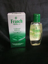 2 x 55ml Franch Oil Traditional Medicine for Burns,Wounds,Mosquito Bites HALAL