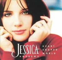 Heart Shaped World by Jessica Andrews (CD, Mar-1999) Free Ship #IC16