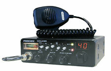 CB Mobile Radio President Walker ASC Multi-Standard PA RF AM FM 1W 4W 80 CHANNEL