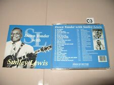 Smiley Lewis  Down Yonder With cd 1995 cd + Inlays are Ex +