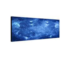 120x40cm Weltraum Panorama All Sterne Kosmos Milchstraße Leinwand Bild Sinus