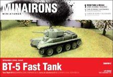 Minairons 1:72 BT-5 fast tank - 20mm Spanish Civil War, WWII