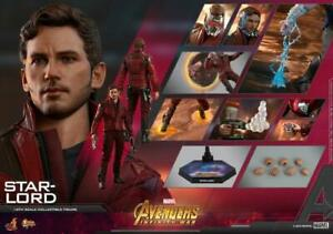 In Stock Hot Toys MMS539 Avengers Infinity War 1/6 Star-Lord Starlord
