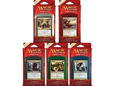Gatecrash Set of all Five Intro Pack Decks - ENGLISH Sealed New MAGIC ABUGames