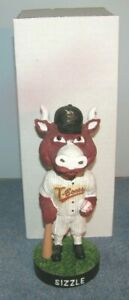 Kansas City T-Bones Sizzle Bobblehead Limited Edition 2003 Stadium Giveaway